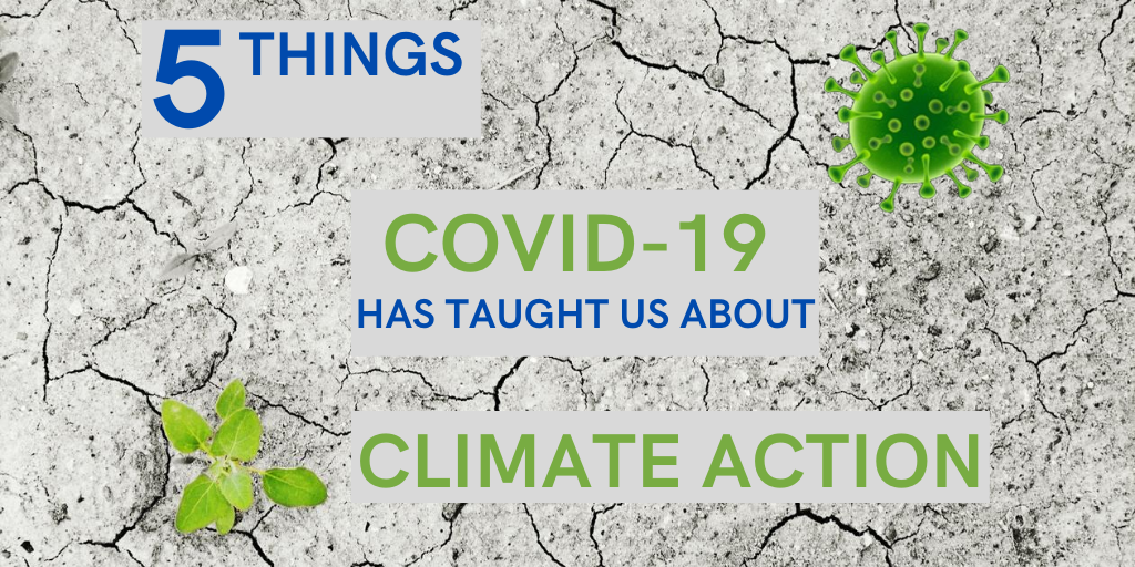 5 things covid19 has taught us about climate action